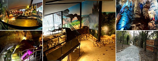 იმერეთის მღვიმეების დაცული ტერიტორიების ტურისტული ბილიკები