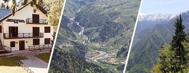 მაჭახელას ეროვნული პარკის ტურისტული ბილიკები